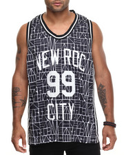 Tanks - NRC Camo Shooter Jersey