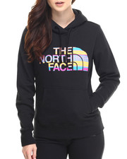 The North Face - Texture Stripe Pullover Hoodie