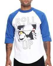 Graf-X Gallery - Roll Up 3/4 - Sleeve Raglan