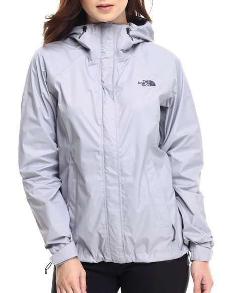 The North Face - Women Grey Venture Jacket