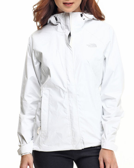The North Face - Women White Venture Jacket