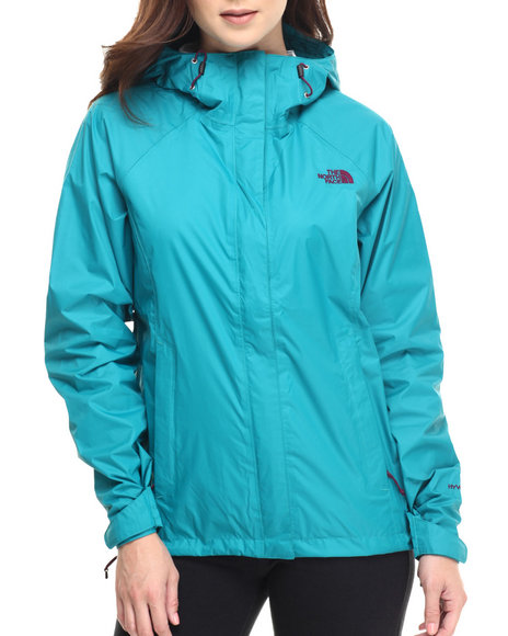 The North Face - Women Teal Venture Jacket