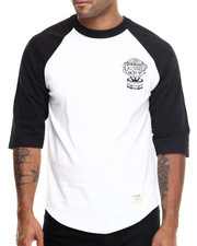 The Skate Shop - Diamond All Stars Raglan Tee