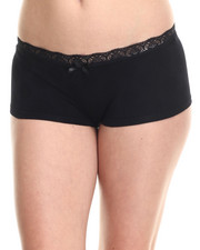 Women - Tonal Dots Seamless Short