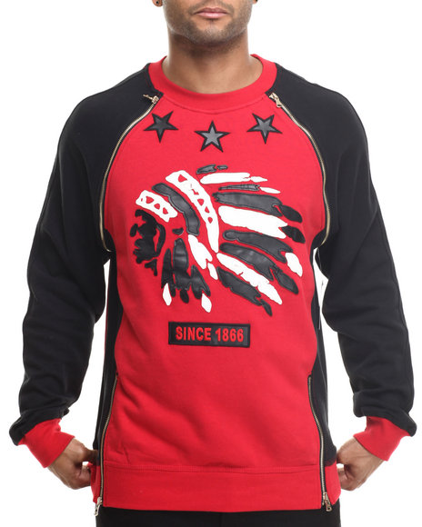 Winchester Red Pullover Sweatshirts