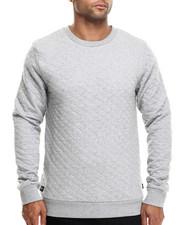Sweatshirts & Sweaters - RINKO Quilted Crewneck Sweatshirt