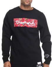 The Skate Shop - Low Life Box Logo Crewneck Sweatshirt