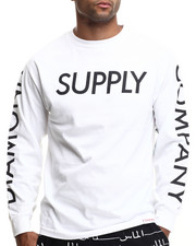 The Skate Shop - Supply L/S Tee