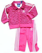 Sets - Cheetah Tracksuit (3M-4T)