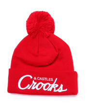 Crooks & Castles - Team Crooks Beanie