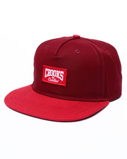 Crooks & Castles - Core Logo Snapback