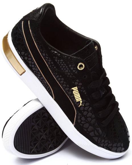Puma - Women Black Pc Femme Low Wr Wns Sneakers
