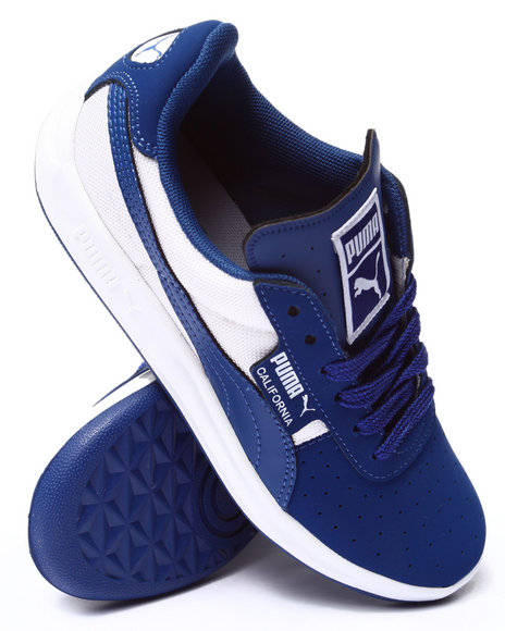 Ur-ID 185625 Puma - Women White,Blue California 2 Nm Wns Sneakers