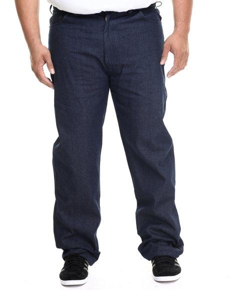 Rocawear - Men Raw Wash 5 Pocket Classic Denim Jeans (B&T)