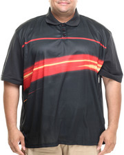 Rocawear - Lightspeed Sublimated S/S Polo (B&T)