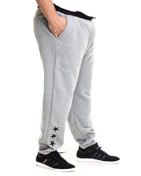 Enyce - Men Grey Hound Sweatpants (B&T)