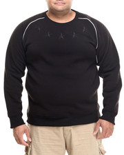 Men - Wolf Raglan Sweatshirt (B&T)