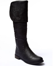 Footwear - Sandara Over the Knee Boot