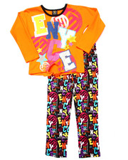 Sizes 4-6x - Kids - ALLOVER PRINT 2 PC SET (4-6X)