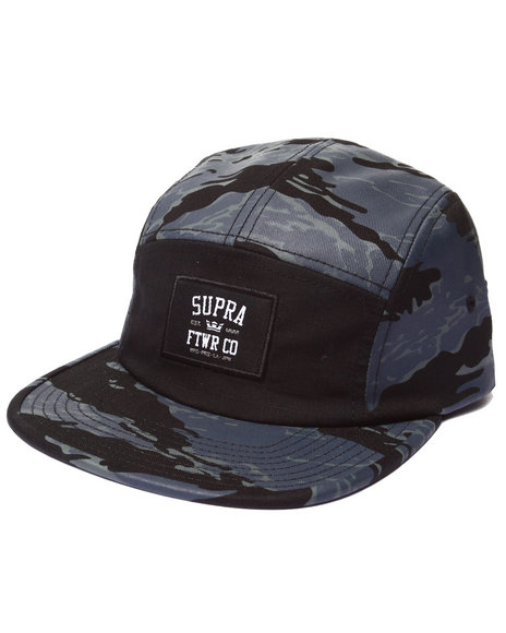Supra Black Clothing & Accessories
