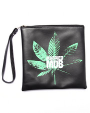 Black Friday Shop - Women - Kush Logo Wristlet
