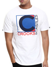 Crooks & Castles - Grandeur C T-Shirt