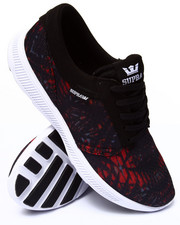 Supra - Hammer Run Sublimated Tropical Print Mesh Sneakers
