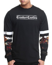 Crooks & Castles - Warfare L/S T-Shirt