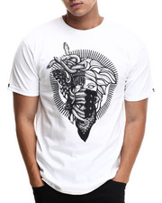 Crooks & Castles - 2 Faced Medusa T-Shirt