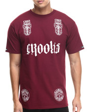 Crooks & Castles - Hood Pope T-Shirt