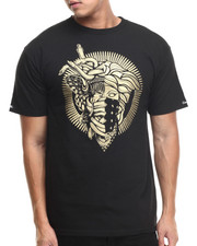 Men - 2 Faced Medusa T-Shirt