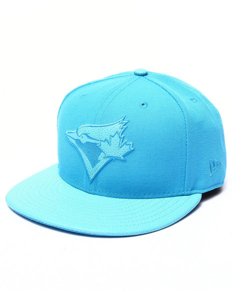 New Era - Men Blue Toronto Blue Jays Ss Stinger 5950 Fitted Hat