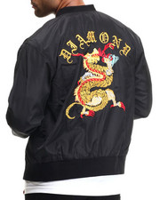 The Skate Shop - Dragon Diamond Racer Jacket