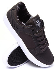 Footwear - Vaider LC Charcoal Oiled Nubuck Sneakers