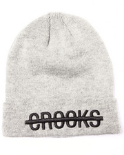Women - Crooks Censor Beanie