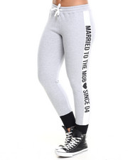 Bottoms - Since '04 Side Stripe Jogger Sweatpant