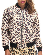 Women - MTTM Quilted Bomber Jacket