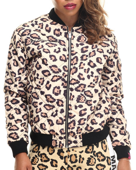 Animal Print Hoodies