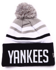 Men - New York Yankees Felt Stripe knit hat