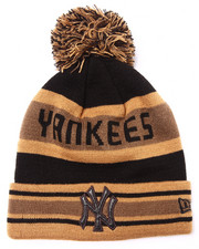 New Era - New York Yankees Metallic Knit hat