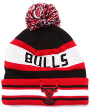 Men - Chicago Bulls Fashion Jake Metallic Knit Hat
