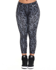 Leggings - Sportek Hidden Pocket Legging