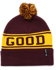 Men - Good Luck Pom Beanie