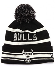 New Era - Chicago Bulls fashion Jake Knit hat (Glow in The Dark)