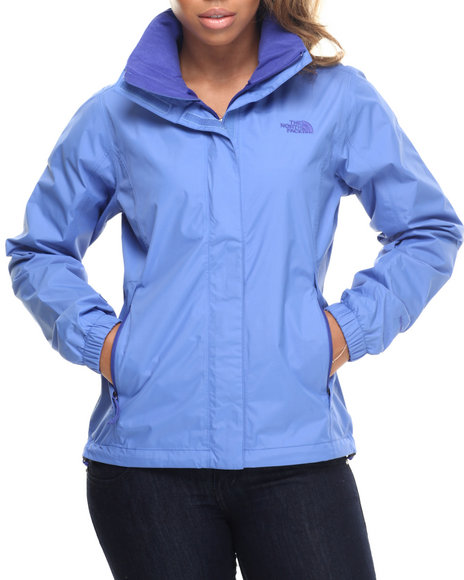 The North Face - Women Blue Resolve Jacket