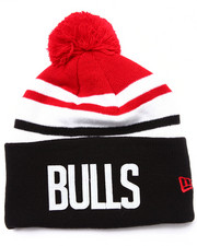 Men - Chicago Bulls Felt Stripe knit hat