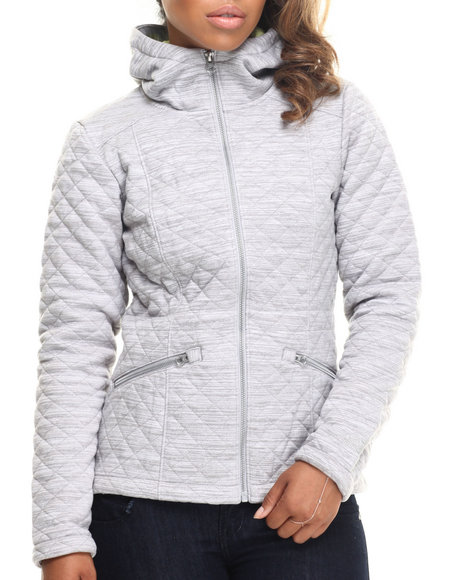 The North Face - Women Grey Moncada Jacket