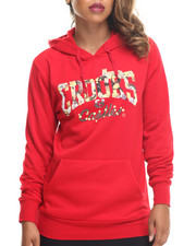 Crooks & Castles - Opulence Crooks Hooded Pullover