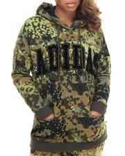 Adidas - Camo Hoodie