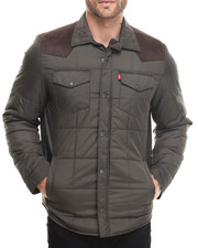 Men - Chris Quilted Jacket